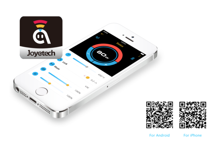JOYETECH OCULAR Batteria touchscreen 80W