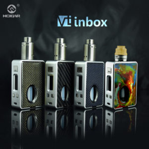 Kit VT Inbox + Maze V2 HCigar Nero Dna75 Bottom Feeder