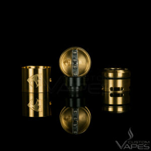 GOON 1.5 520 Custom Vapes 24mm GOLD