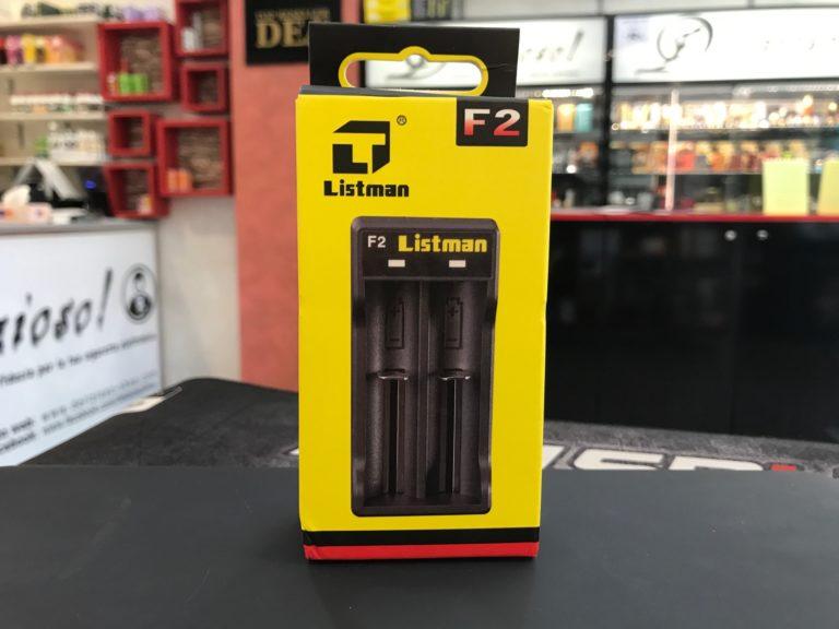 Listman F2 - 2A Caricatore Batterie