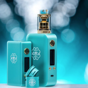 Dotmod Tiffany Blue 200W Box Mod