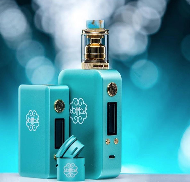 Dotmod Tiffany Blue 200W Box Mod