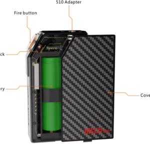 Mech Pro Mod Black Geekvape Box