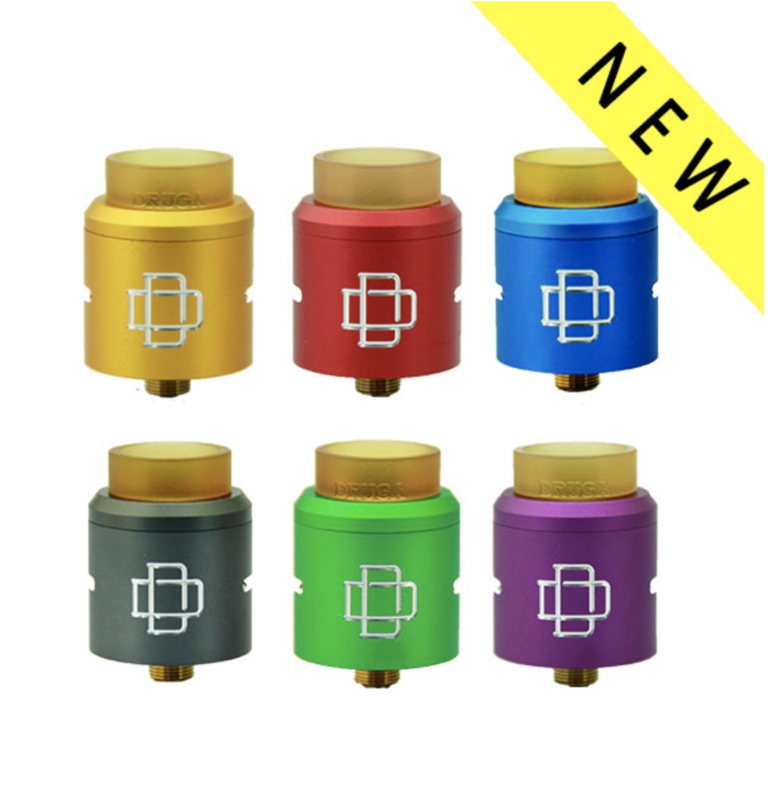 DRUGA RDA Augvape Dripper 24
