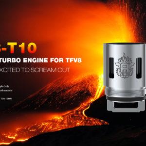 T10 SMOK TFV8 0.12 OHM BLISTERX3