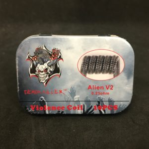 ALIEN V2 DEMON KILLER 0.25ohm VIOLENCE COIL