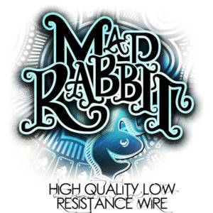 MAD RABBIT 18 GAUGE/1mm FILO RESISTIVO HIGH QUALITY
