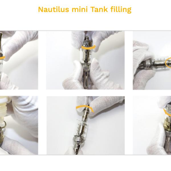 BLISTERX5 COIL NAUTILUS 1-2 ASPIRE