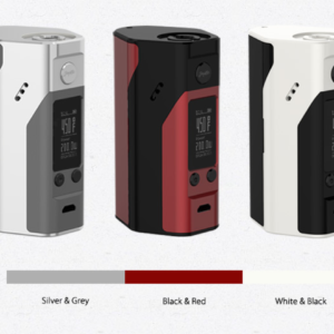 RX 200S RELEAUX WISMEC - RED/BLACK