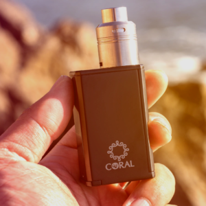 CORAL LOST VAPE DNA60