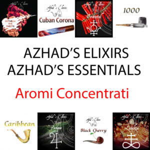 AZHAD'S ELIXIRS Aromi Concentrati 10ml