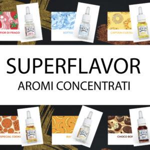 SUPERFLAVOR AROMA CONCENTRATO 10ML