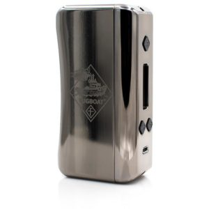Tuglyfe DNA250 Box Mod Flawless New Version CHROMO/NERO