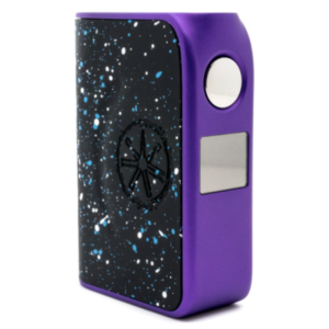 Asmodus Minikin Boost 155W Box Mod PURPLE SPLATTER