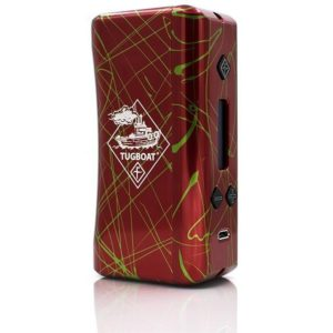 Tuglyfe DNA250 Box Mod Flawless New Version RED/GREEN