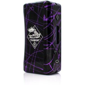 Tuglyfe DNA250 Box Mod Flawless New Version NERO/VIOLA
