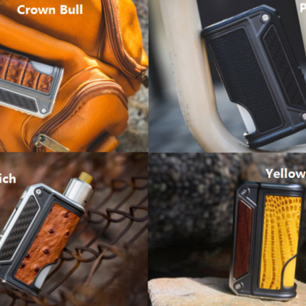 THERION BF 75C DNA - LOST VAPE Bottom Feeder