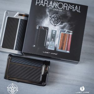 PARANORMAL DNA166 - LOST VAPE