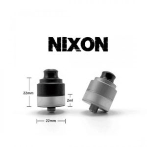 Nixon RDTA V1.5 Bottom Feeder 22mm - GAS MODS