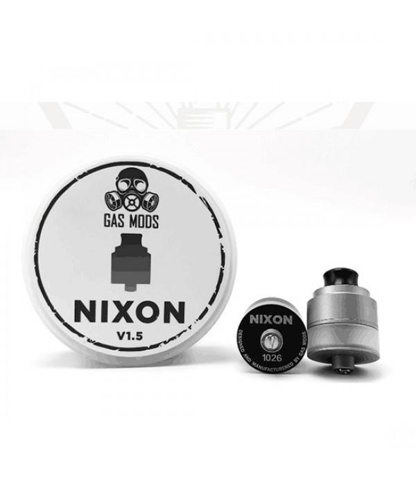 Nixon RDTA V1.5 Bottom Feeder 22mm - GAS MODS