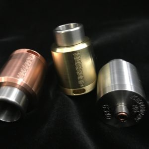 KENNEDY 25 RDA - 2 POST - KENNEDY VAPOR