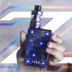 KAOS Z BATTERY 200W - SIGELEI