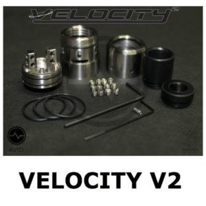 VELOCITY V2 RDA - 22MM - AVID VAPER
