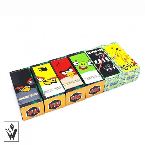 SUPERHERO WRAP BATTERIE 18650