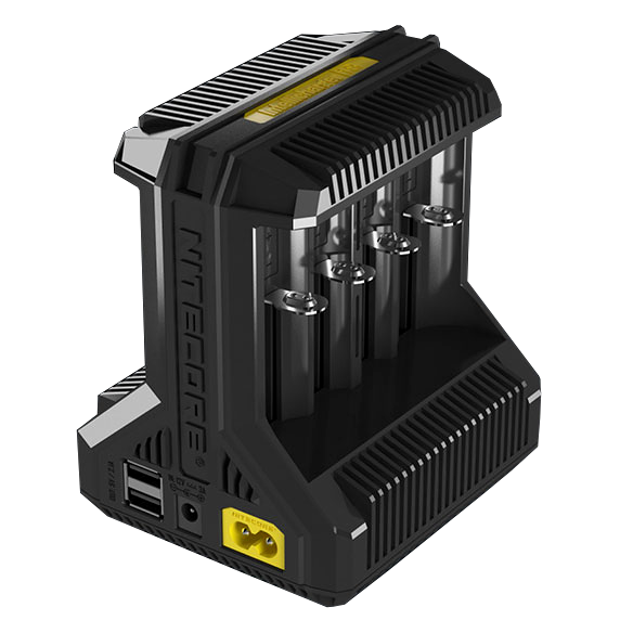 NITECORE- INTELLICHARGER I8