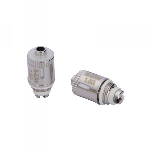 Testina dual coil per atomizzatore eleaf GS Air e Gs tank in wick con resistenza da 1.5 ohm