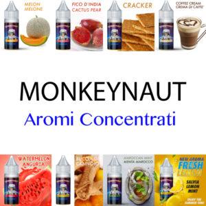 MONKEYNAUT AROMI CONCENTRATI 10ML