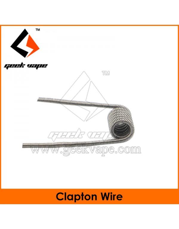 CLAPTON WIRE - GEEK VAPE