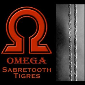 OMEGA - SABRETOOTH TIGRES