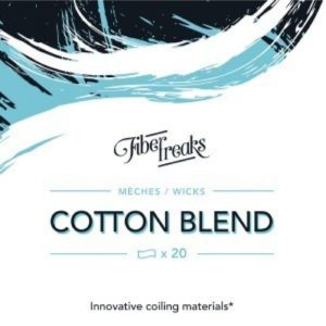 FIBER FREAKS - COTTON BLEND MECHES/WICKS