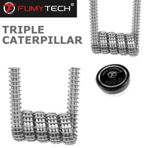 TRIPLE CATERPILLAR - FUMYTECH