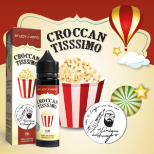 Aroma Concentrato Croccantissimo 20ml - BIG FORMAT