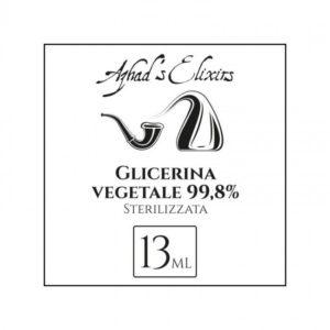 GLICERINA VEGETALE PURA 13ML - AZHAD