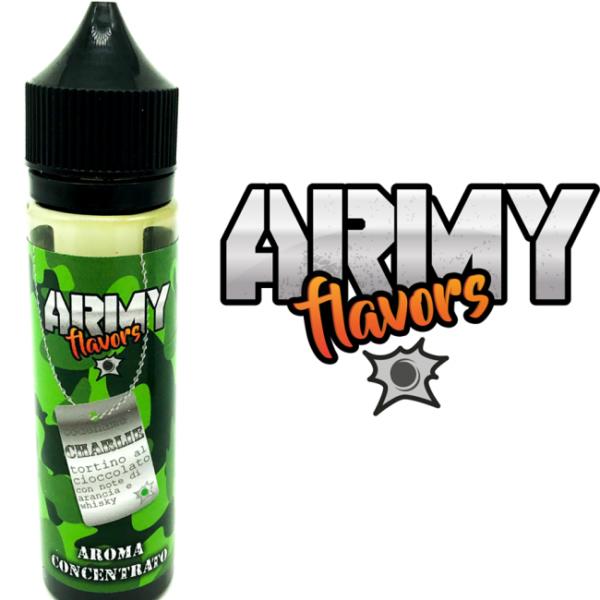 AROMI CONCENTRATI ARMY FLAVOR - IRON VAPER