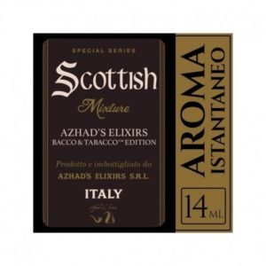AROMA CONCENTRATO SCOTTISH 14ML BIG FORMAT - AZHAD ELIXIRS