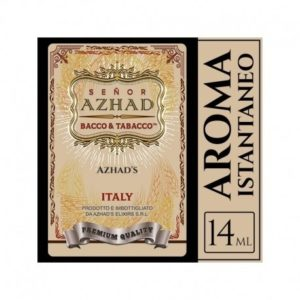 AROMA CONCENTRATO SENOR 14ML BIG FORMAT - AZHAD ELIXIRS