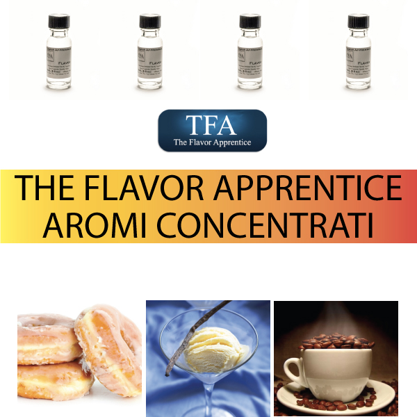 THE FLAVOR APPRENTICE 15ML TFA - AROMI