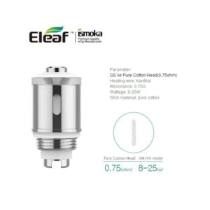 COIL 0.75 OHM ELEAF GS AIR