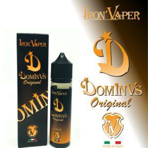 DOMINUS AROMA CONCENTRATO 20ML - IRON VAPER