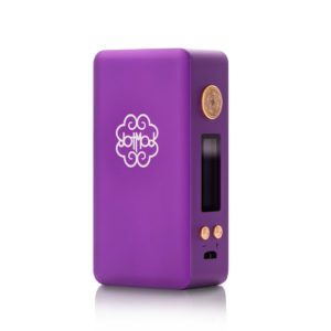 DOTBOX 75W LIMITED EDITION - PURPLE - DOTMOD