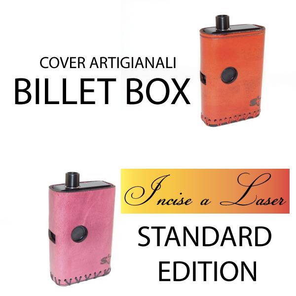 COVER BILLET BOX Standard Artigianali