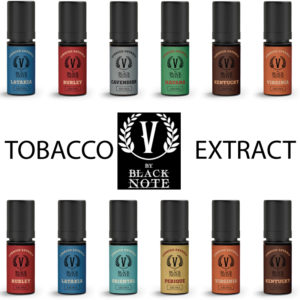 AROMI TOBACCO EXTRACT V by BLACK NOTE 10ML