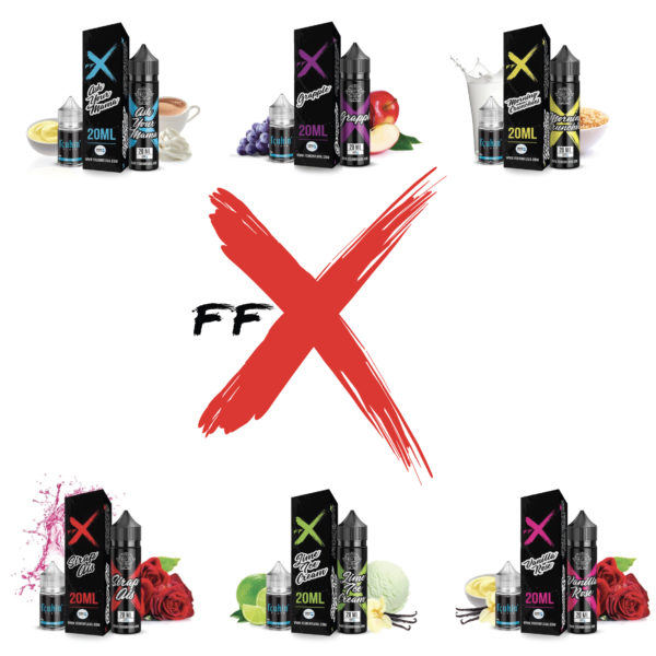 FCUKIN 'FLAVA FFX - AROMA SCOMPOSTO 20 ML