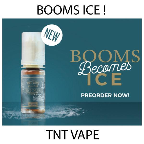 BOOMS ICE - TNT VAPE