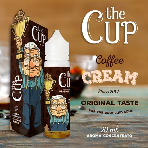 AROMA CONCENTRATO 20ML - THE CUP VAPORART