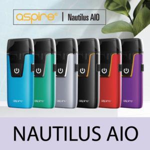 NAUTILUS AIO KIT - ASPIRE